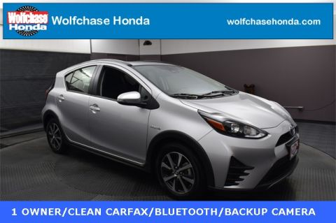 Pre-Owned 2018 Toyota Prius c Four