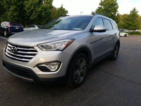 Pre-Owned 2014 Hyundai Santa Fe Limited